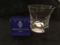 60 SAINT LOUIS CRYSTAL BUBBLES CLEAR DOF - SAMPLE