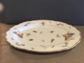 $265.00 ANNA WEATHERLY - SPRINGIN BUDAPEST OVAL PLATTER