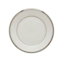 $13.30 White Bread and Butter Plate