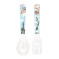 $8.50 Up in the Air Fork and Spoon Set
