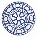 Dansk Arabesque Blue/White,Mr. Dansk Dinner Plate