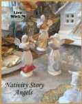 $60.00 Nativity Story Angels, Set of 3