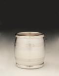 Sterling Silver Bourbon Barrel Jigger 2 oz. (3 Troy oz.) image