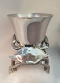 Crab Stirrup Cup image