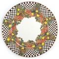 Evergreen Enamel Serving Platter image