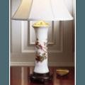 Mottahedeh Lamps Chelsea Bird Trumpet Lamp