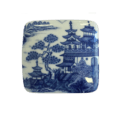 Mottahedeh Blue Canton Blue Canton Square Box & Cover