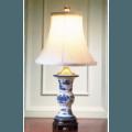 Mottahedeh Lamps Shang Vase Lamp