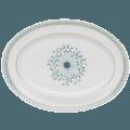 Robert Haviland & C. Parlon Jardin De Louise Oval Platter, Large