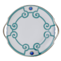 Robert Haviland & C. Parlon Grand Parc Round Cake Dish W/Handle