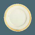 Robert Haviland & C. Parlon Malmaison - Gold Dessert Plate