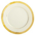 Robert Haviland & C. Parlon Malmaison Gold Dinner Plate