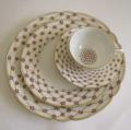 Robert Haviland & C. Parlon Elizabeth Tea Cup & Saucer