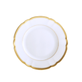 Robert Haviland & C. Parlon Colette Gold Bread & Butter Plate