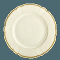 Robert Haviland & C. Parlon Colette Gold Dinner Plate