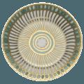 Robert Haviland & C. Parlon Syracuse Turquoise Bread & Butter Plate