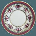 Robert Haviland & C. Parlon Coromandel - Fuscia Coromandel Fuchia Dessert Plate