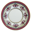 Robert Haviland & C. Parlon Coromandel - Fuscia Dessert Plate