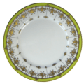Robert Haviland & C. Parlon Coromandel - Green Coromandel Green Dessert Plate