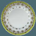 Robert Haviland & C. Parlon Coromandel - Green Dessert Plate