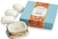 Mottahedeh Heirsavonare Golden Butterfly Gift Soap Set