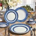 Mottahedeh Indigo Wave 5 Piece Place Setting