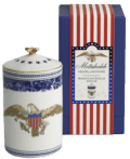 Mottahedeh Diplomatic Collection American Eagle Heirluminare Votive