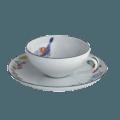 Mottahedeh Tableware Sylvanae Sylvanae Cup& Saucer