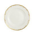Mottahedeh Chelsea Feather Dinner Plate