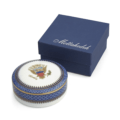 Mottahedeh Diplomatic Collection American Eagle Round Box