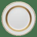Robert Haviland & C. Parlon William Gold Dinner Plate