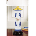 Mottahedeh Diplomatic Collection Eagle Trumpet Lamp
