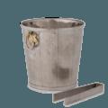 Michael Aram Ivy & Oak  Bucket w/ Tongs