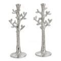 Michael Aram Tree of Life Candleholders S/2