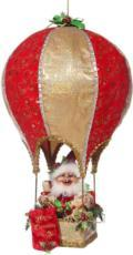 220 Northpole Elf Balloon