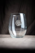 Southern Jubilee Initialed Stemless Wine