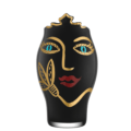 $315.00 30th Anniversary Vase (black and gold)