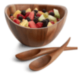 Over the Moon Exclusives Harmony 3pc Salad Set