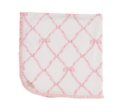 $42.00 Baby Buggy Blanket Belle Meade Bow