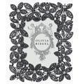 "Olivia Riegel Stella Ebony 5"" x 7"" Frame"