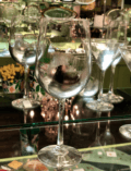 29 Silver Leaf Wine Glass