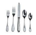 70 Impero 18/10 stainless steel 5 piece place setting
