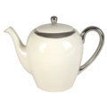 Pickard China Crescent Ivory Beverage Server & Cover