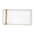 Pickard China  Palace Palace White Large Sushi Tray