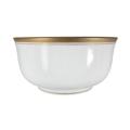 Pickard China Palace Palace White Medium Round Bowl