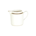 Pickard China Signature White China Body Gold With No Monogram Can Creamer