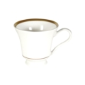 Pickard China Signature White China Body Gold With No Monogram Margaret Tea Cup