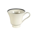 Pickard China Signature Ivory China Body Platinum With No Monogram Pattern Margaret Tea Cup