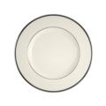 Pickard China Signature Ivory China Body Platinum With No Monogram Pattern Butter Plate