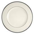 Pickard China Signature Ivory China Body Platinum With No Monogram Pattern Oversized Dinner